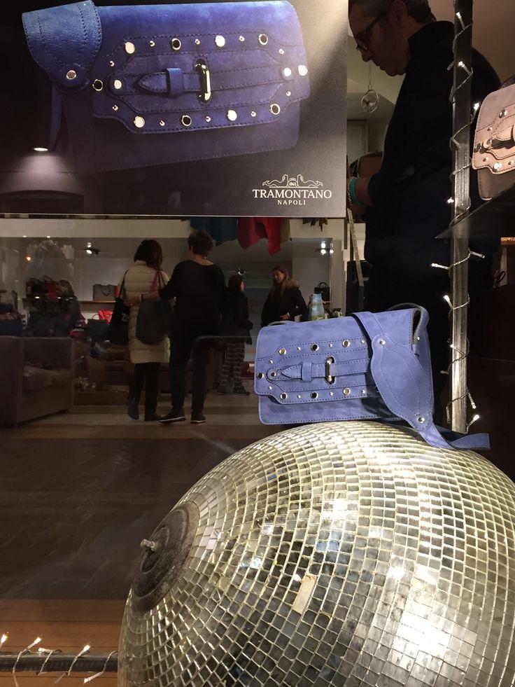 Presentazione #RockLadiesCollection 2016 La nostra nuova #LimitedEdition, in esposizione al nostro store. #Tramontano #fashion #modadonna