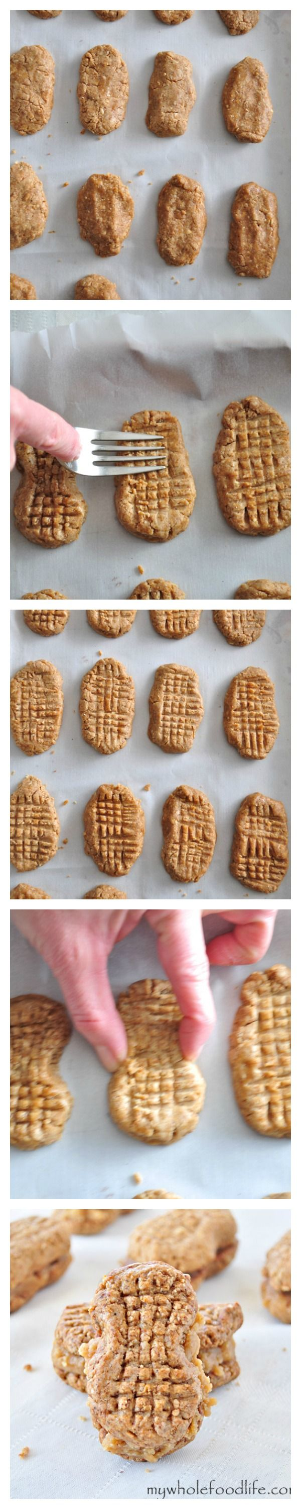 Gluten Free Nutter Butters. Way better than store bought and easier than you think! For serious peanut butter lovers. NO refined sugars, NO refined flours and full of peanut buttery goodness. #vegan #glutenfree #nutterbutters #cookies #peanutbutter