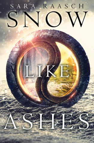 YA Book Review: Snow Like Ashes by Sara Raasch - I wasn't crazy in love with Snow Like Ashes, like I was hoping to, but it was still an enjoyable book. I did love the adventure and magic though.  I'd recommend Snow Like Ashes for readers who enjoy light fantasy, adventure, and some romance thrown in (who don't mind love triangles) - Genres: Adventure, Fantasy, Magic, Romance, Young Adult - 4 Stars - Click through to read more!