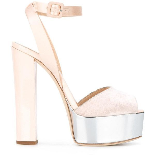 Shop Giuseppe Zanotti Design Amelia Sandals at Modalist |... ($795) ❤ liked on Polyvore featuring shoes, sandals, giuseppe zanotti sandals, giuseppe zanotti shoes and giuseppe zanotti #giuseppezanottiheelspeeptoe