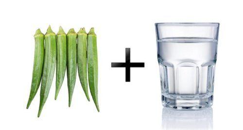 DRINK OKRA WATER AND TREAT DIABETES, ASTHMA, CHOLESTEROL AND KIDNEY DISEASE!