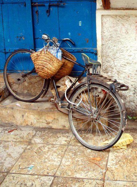 Zanzibar bike.