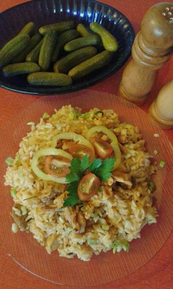 KonyhaMalacka disznóságai: Bácskai rizseshús