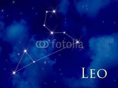costellazione del leone by Leda_d (Desy Pistonami)