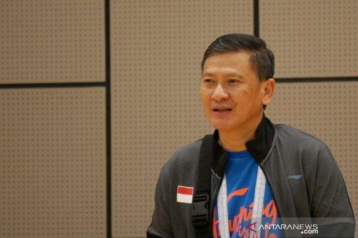 Nanning, China (ANTARA) – Pelatih tunggal putra timnas