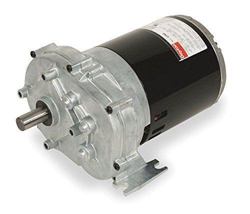 1/4 hp 6 RPM 115V Dayton AC Parallel Shaft (Rotisserie