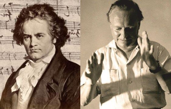 El Beethoven sinfónico de André Cluytens, Filarmónica de Berlín, George Szell, Herbert von Karajan, Rudolf Kempe, Bruno Walter