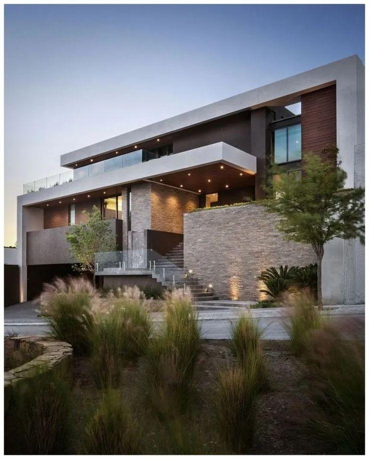 70s Home Exterior Remodel: 70 Most Popular Dream House Exterior Design Ideas 24
