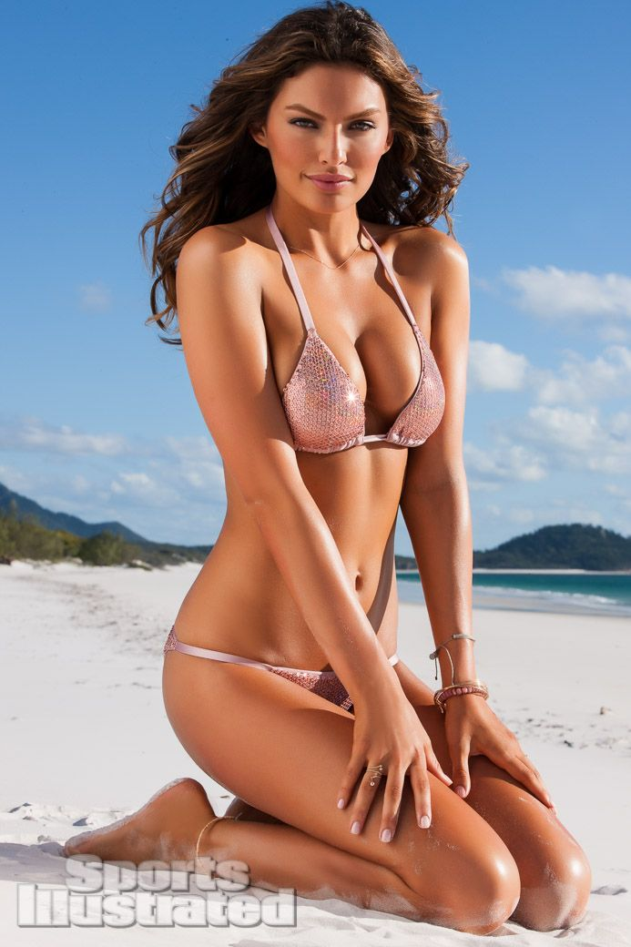 Alyssa Miller was photographed by James Macari in Great ...
