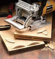 Here are 27 time-tested techniques to make the most of a biscuit joiner, from Popular Woodworking Magazine.