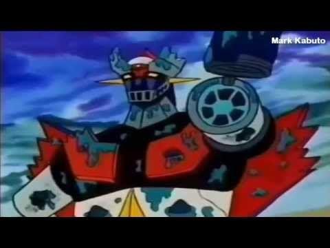 Mazinger Z Intro - YouTube