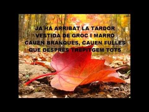 MARTA&GREGORI - JA HA ARRIBAT LA TARDOR - YouTube