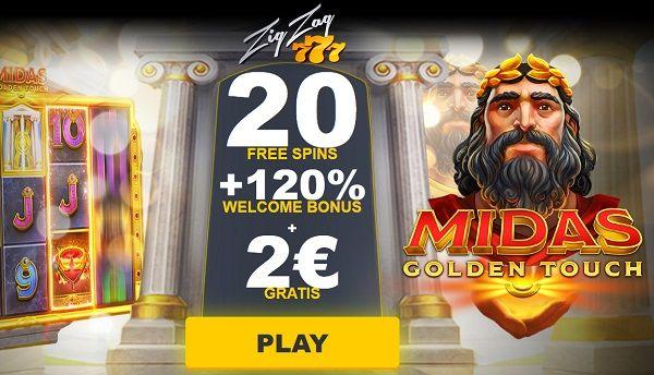 Zigzag777 Casino 2 Gratis 20 Free Spins No Deposit Bonus Casino Deposit Bonus