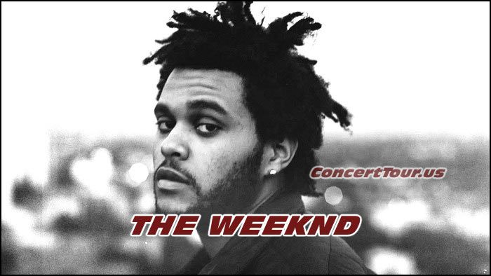 www.ConcertTour.us - THE WEEKND Announces His 2015 Fall Tour Plans!