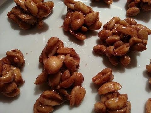 ▶ Thermomix TM 31 Kandierte Erdnüsse - YouTube