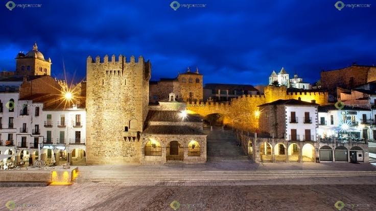 Ver y Conocer Extremadura - Foto - Cáceres, Patrimonio de la Humanidad (1117403)