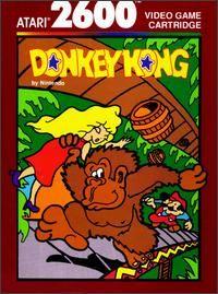 Classic, Donkey Kong80S Videos, Atari Games, Videos Games, Retro Games, Donkeys Kong, 2600 Games, 1980 S Videos, Atari 2600, Donkey Kong