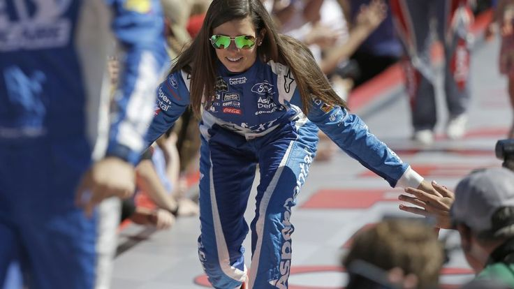 Texas Motor Speedway giving away 30,000 Danica Patrick bobbleheads  -  April 4, 2017