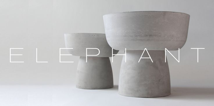 A selected collection of quality home objects made from concrete of a soft gray color.  All items are designed and made by DECOVERY | essential details from quality materials and high manufacturing standards. Vases , pots , small – furniture and light fixtures offer a soft edge to any space with their soft grey color and industrial style.