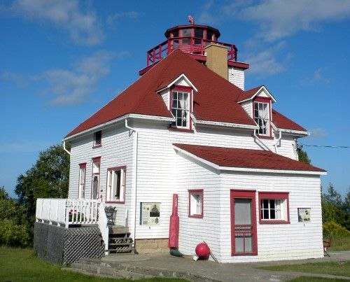 Lighthouses of Canada: West Central Ontario
