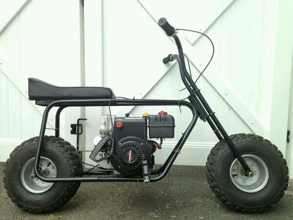 32 best Mini bikes images on Pinterest | Mini bike, Minibike and ...