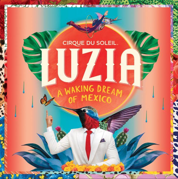 """""""Luzia"""" nuevo espectáculo del """"Cirque du Soleil"""""""