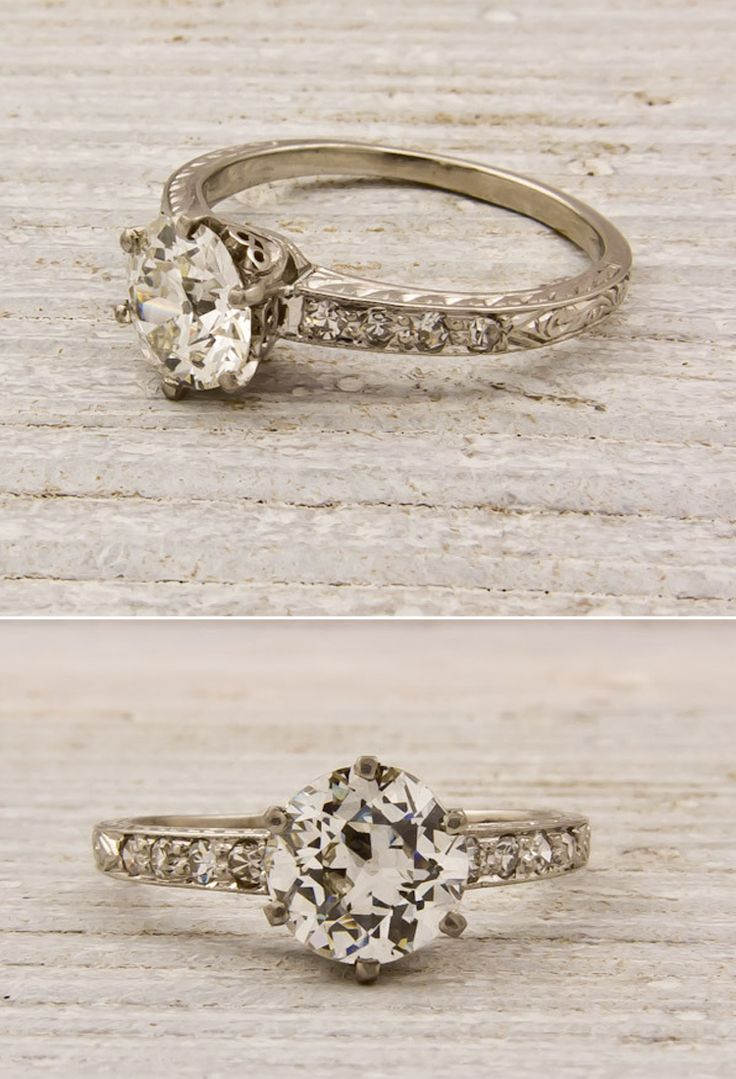 engagement rings vintage style wedding rings Antique engagement rings vintage wedding