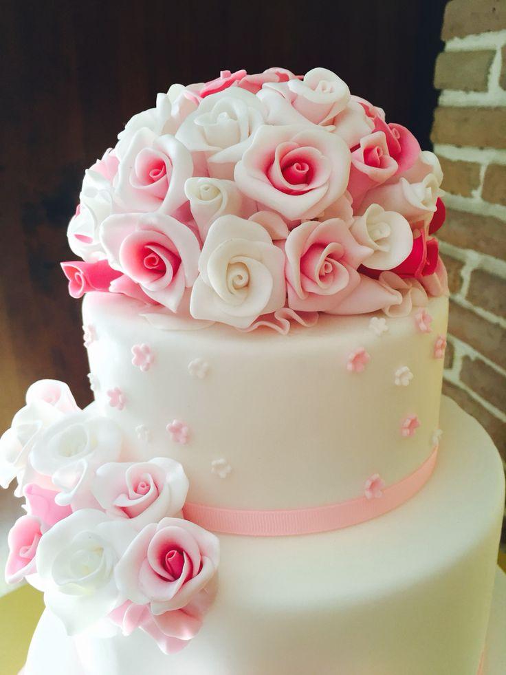 Shabby cake