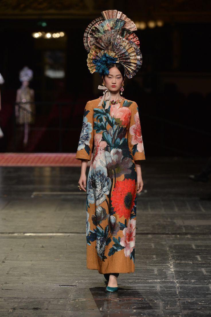 Dolce & Gabbana Alta Moda Haute couture Spring/Summer 2016 76