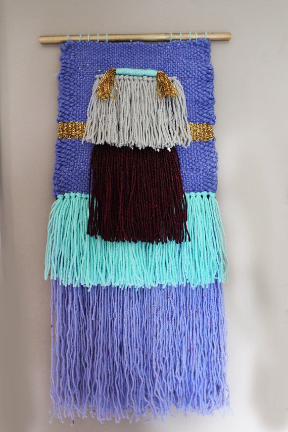 Kida - Woven Wall Hanging. #etsy #homepolish