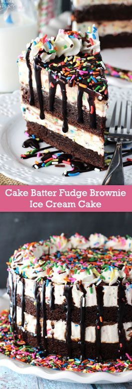 More and More Pin: Cake and Recipe