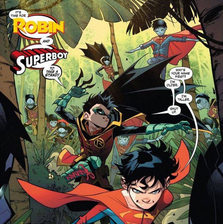 1174 best images about Damian Wayne on Pinterest
