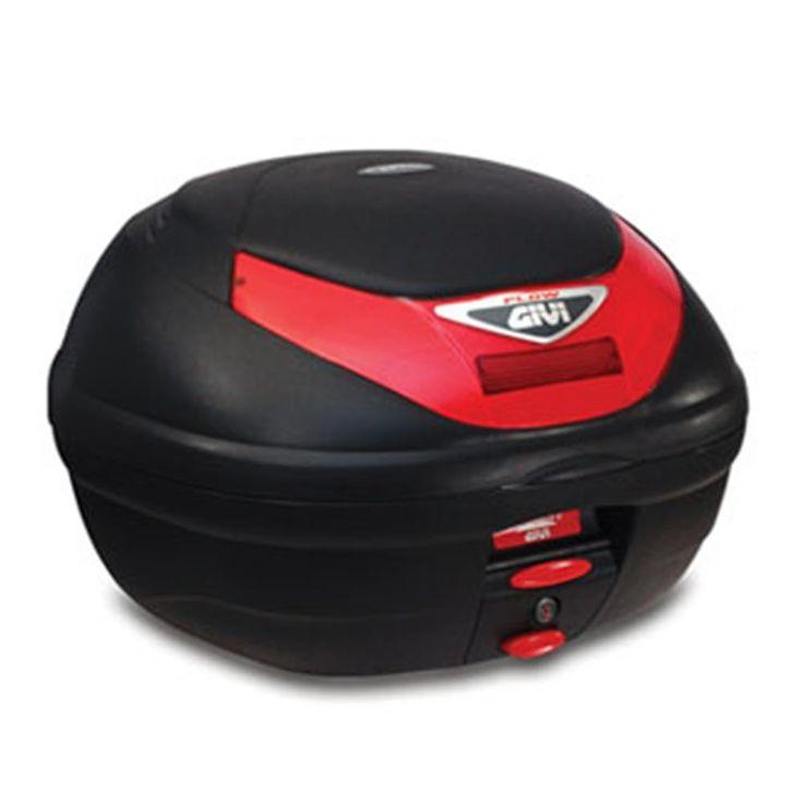 Βαλίτσα GIVI χωρίς πλάκα τοποθέτησης χωριτικότητας 35 λίτρων κατάλληλο για ένα κράνος.