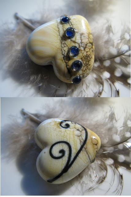 Dawanda, Glasperlen Glitzerklimbim  http://www.glitzerklimbim.blogspot.de/  Lampwork Beads
