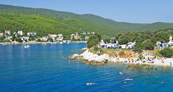 Camping Marina Labin, Istrien | Kroatien Campingplätze