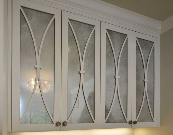 1000 Ideas About Glass Cabinet Doors On Pinterest