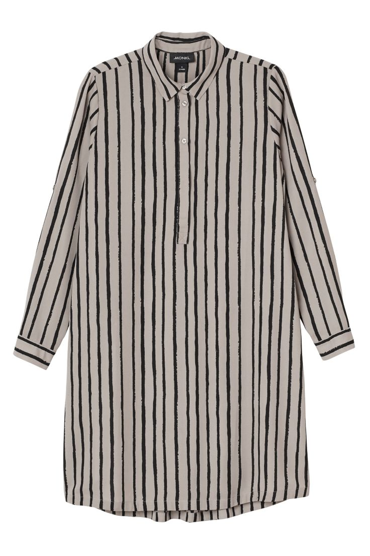 Dannie shirt dress