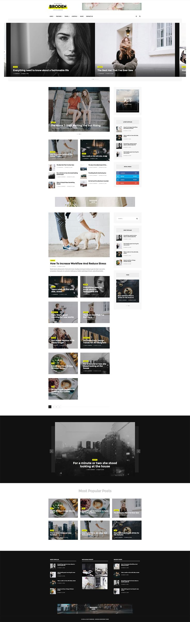 112 best Handpicked Themes & Templates images on Pinterest   Premium ...