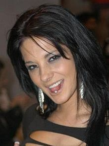 Tera Wray (April 14, 1982 – January 13, 2016) was a pornographic actress, originally from Louisville, Kentucky.[2] Her stage name is derived from her real first name, Tera, and her best friend's middle name, Wray.  She announced her retirement from the industry in August 2008. Her husband, Wayne Static died in Nov. 2014.  She committed suicide.