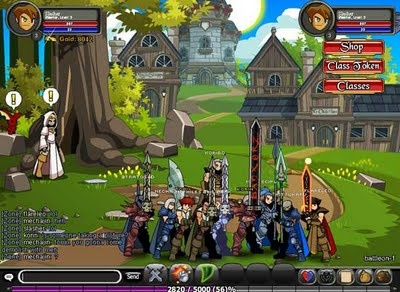 List Of The Best Online Games