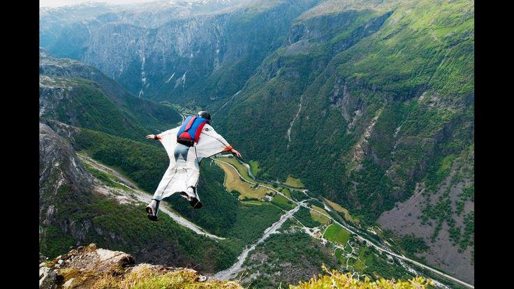 Steep Wingsuit Proximity Flying https://www.youtube.com/watch?v=dmDbqGwX4lk