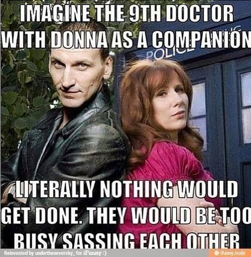 Yeah. I would actually love to see an episode or something like this now.