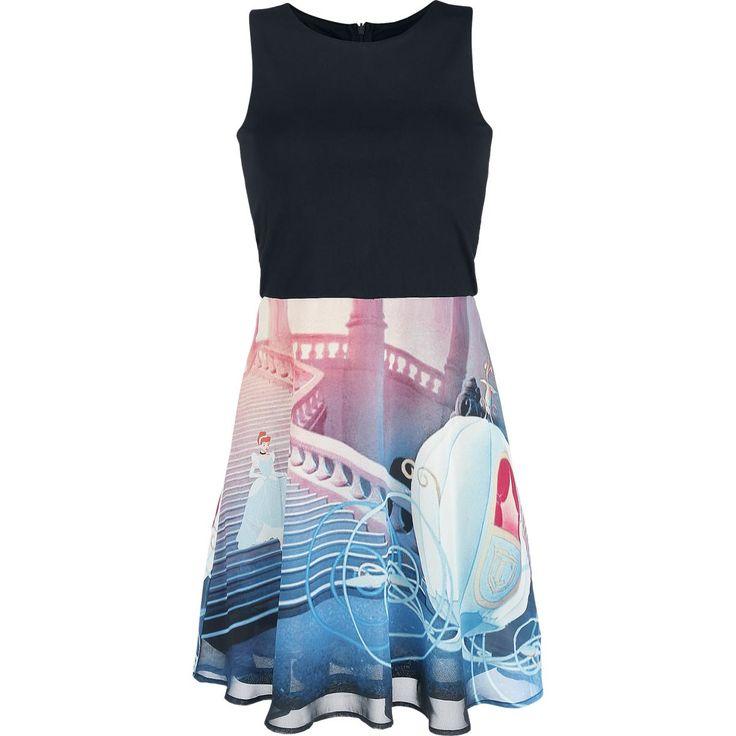 Walt Disney  Korte jurk  »Cinderella« | Nu te koop bij Large | Meer Kunsthars  Korte jurken online beschikbaar - De beste prijs!