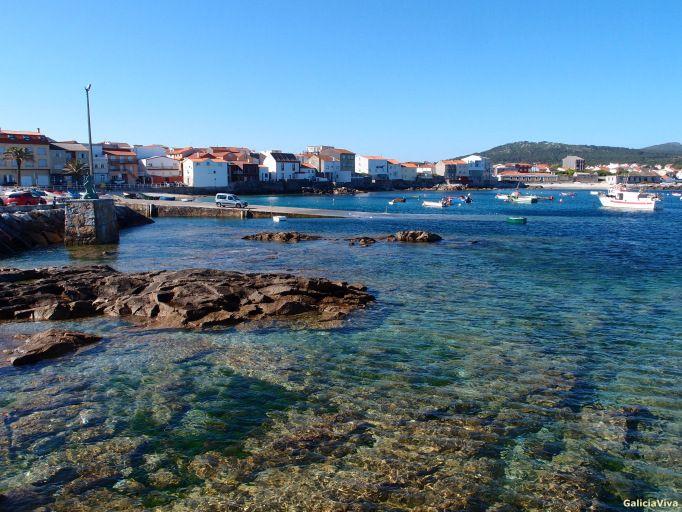 Puerto de Corrubedo