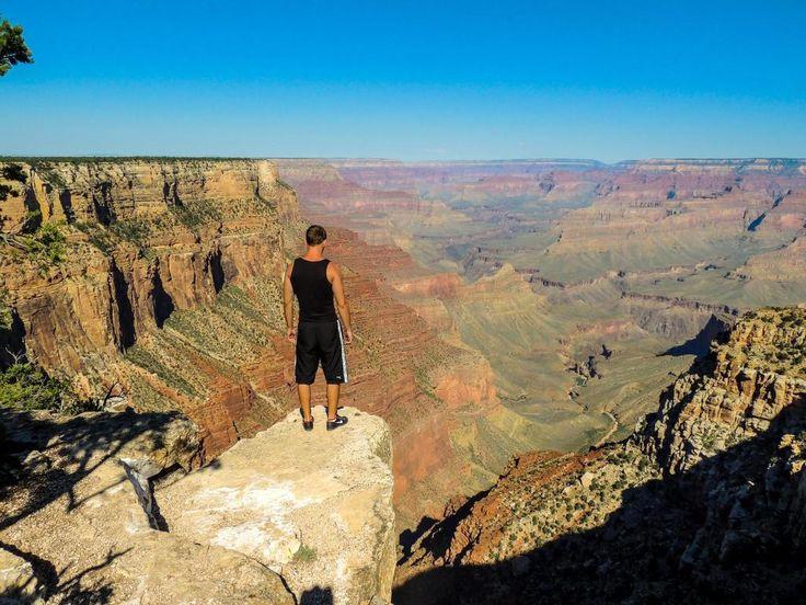 """Jirka Baják """"Krůček ke svobodě"""" Grand Canyon"""