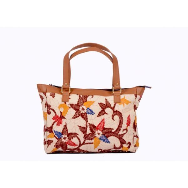 NAHLA - Batik Bag - Bags