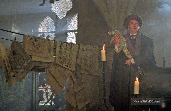 Harry Potter And The Sorcerer S Stone Publicity Still Of Ian Hart Pottermore Dark Art Hogwarts