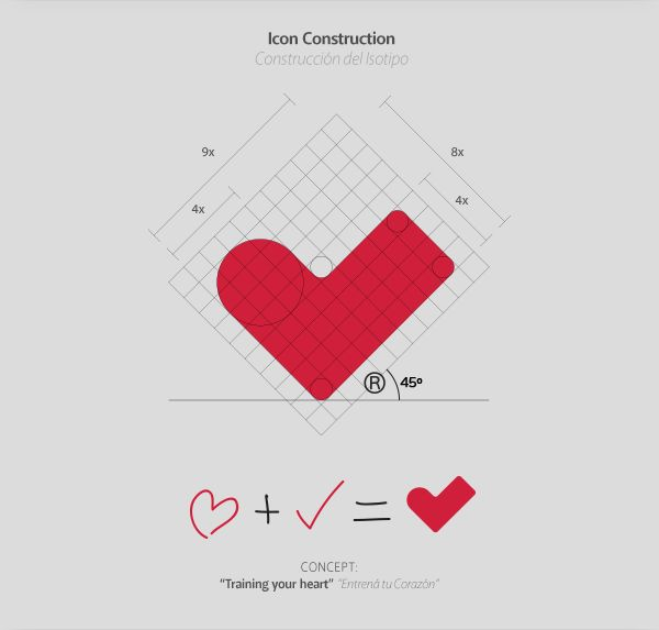 Punto Training – Logotype & Visual Identity Design - Inspiration DE