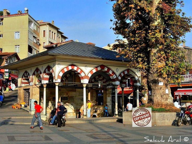 Ishak Aga Cesmesi (<<<= 10 Cesmeler) Beykoz - (Βόσπορος - Bosporus) Istanbul