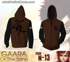 Jaket Anime Gara N-13